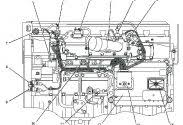 cat 3126 alternator wiring diagram engine ecm injector speed sensor caterpillar 3126 marine wiring diagrams cat ecm diagram engine schematics o 0212 all sensors wirin 3126b
