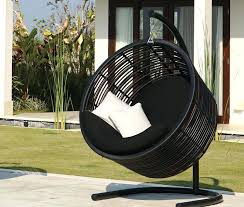 funky outdoor furniture skyline hanging chair chairs nz ideas