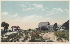 The Guest Houses of South Wellfleet's Cannon Hill | South Wellfleet,  Massachusetts