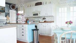 chalk painted kitchen cabinets. Interesting Cabinets Chalk Painted Kitchen Cabinets Never Again Inside D