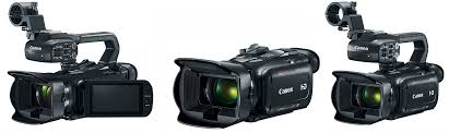 Canon Camcorder Comparison Chart Canon Intros Xa15 Xa11 And Vixia Hf G21 Camcorders The