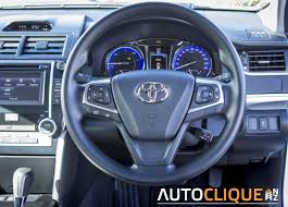 Toyota Camry Hybrid GL - Road Tested - It's a nice day for a white ...