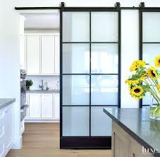 barn door office designs furniture wedding interior with glass doors