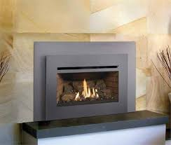 avalon radiant plus small gas insert w time square front