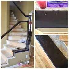 Stair Finishes Pictures Furniture Use Java Gel Stain On Your Wood To Get Stunning Look