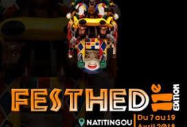 """Résultat de recherche d'images pour """"Festival de Théâtre Francophone et des Danses traditionnelles (FESTHED)"""""""