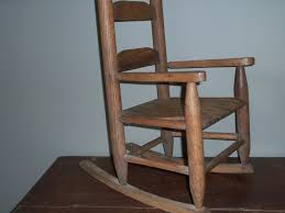 vintage wooden rocking chair novoles wood chairsout arms