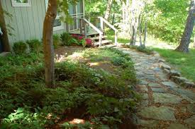 Backyard Design Plans Delectable How To Landscape A Shady Yard DIY