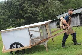 this mobile en coop can easily go over crazy terrain