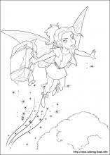 fairy color pages the pirate fairy coloring pages on coloring book info