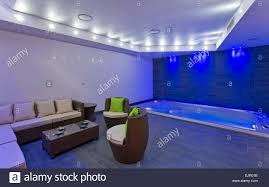 indoor pool lighting. Indoor Pool Room And Spa With Feature Lighting. Mews House, Chagford Street, London, United Kingdom. Architect: Ayad L-Tuhafi Ar Lighting