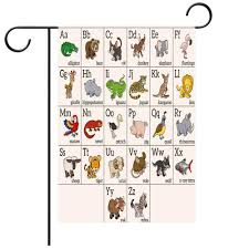 Flag Chart With Names Amazon Com Garden Flag Double Sided Decorative Flags