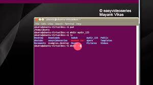 How To Create A Directory How To Use Mkdir Command To Create Directories In Linux Or Ubuntu