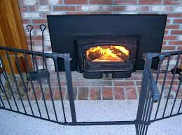 fireplace child gate safety babies r us wood stove baby diy hearth com forums h pleasing custom wood safety gate
