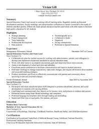 Beautiful Leadership Resume Template For Your Sample Resume With