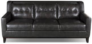 The Brick Living Room Furniture Davina Genuine Leather Sofa Smoke The Brick Home Inspiration