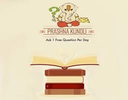 Online Free Prashna Kundali Astrology Ask 1 Question Daily