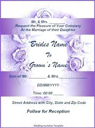 template with colorful flowers blank wedding invitations rehearsal dinner invitation card enement templates free editable
