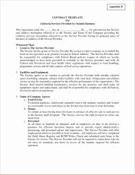 Software Consulting Contract Template Luxury Top Result 50 ...