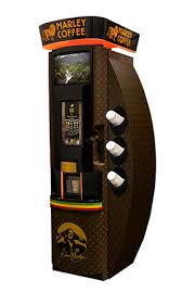 Marley Coffee Vending Machine Stunning AVT Marley Coffee Automated Stores