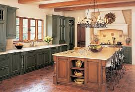rustic country kitchens with white cabinets. Rustic French Country Kitchen Cream Color Granite Countertop Double Door Cabinets Beautiful Brown White Kitchens With C