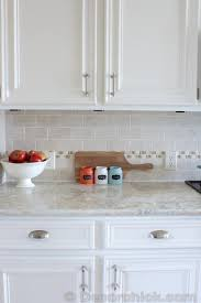 laminate kitchen countertops with white cabinets. Did You Know Can Even Do Under Mount Sinks With Laminate? Absolutely \u2013 Check Out Emily\u0027s Undermount Quartz Sink In Her Laminate Countertops. Kitchen Countertops White Cabinets E