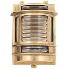 art453 brass wall light lightingplus
