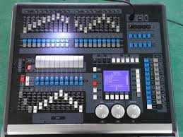 dmx 512 1024p led stage light controller professional stage lighting console midi function dj control controller