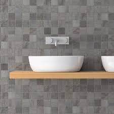 grey mosaic pvc wall panels mineral