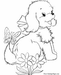 Printable coloring pages are fun and can help children develop important skills. Coloring Pages Of Dogs