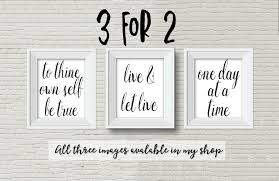 Aa Recovery Print Alcoholics Anonymous Motto Quote One Day At A Time Printable Aa Slogan 3 For 2 Offer 12 Step Programs Quote Oa Na