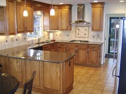 providence maple in praline with mocha highlights by kraftmaid kraft maid kitchen cabinets