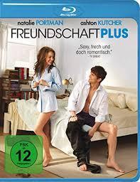 Freundschaft Plus Blu Ray Amazonde Natalie Portman Ashton