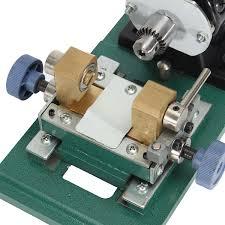 drillpro 110v 200w dc 24v mini lathe beads machine polish woodworking diy tools set