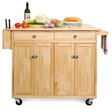 Movable Kitchen Cabinets Portable Kitchen Island Ideas With Wheels And