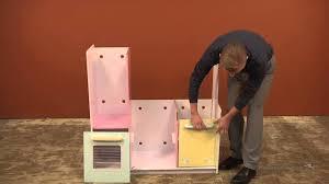 Kidkraft Petal Pink Kitchen Assembly Video Kidkraft Deluxe Pastel Play Kitchen Youtube