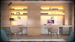 beautiful home office ideas. Modern Home Office Design Ideas For Inspiration Beautiful Two Liltigertoo Lighting L