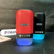 Loa bluetooth không dây mini bass sâu nghe nhạc hay âm thanh chất lượng hỗ  trợ cắm thẻ nhớ và usb P116 Piman - Loa Bluetooth Thương hiệu PIMAN