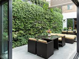 scandinavian outdoor furniture. scandinavian outdoor wall patio contemporary with greenery modern lounge sets furniture