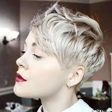 Trend Kurz Frisuren F R 2018 2019 Besten Pixie Frisuren Stil Haar