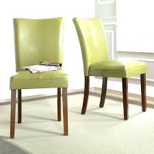 green dining chairs packed with parsons chair olive room upholstered mocha covers uk
