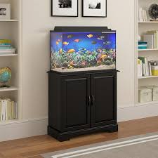aquarium furniture design. Fish Tank Furniture. Furniture Amazon Com Ameriwood Home Harbor Gallon Aquarium Stand Stunning Design