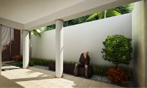 Small Picture modern house interior garden Modern House
