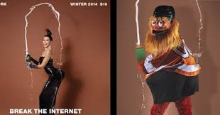 Gritty Growth Chart Flyers Gritty The Internets Most Beloved Mascot Explained