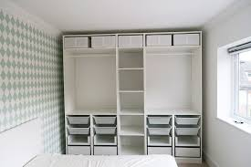 these wardrobes are going to be an investment that they will use up until they are teenagers even if we decide to separate them into their own rooms in the