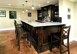 Basement Wet Bar Design Best Home Bar Designs For Small Spaces In India Small Bar Interior