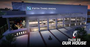 5th 3rd Arena Seating Chart Fifth Third Arena Project Home Of The University Of