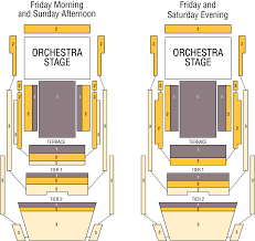 Ordway St Paul Seating Chart Ordway Concert Hall Venues Concerts Tickets The