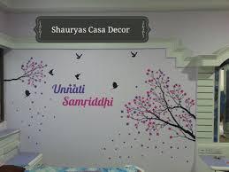 kids room shauryas casa decor photos ganesh peth nagpur wall sticker dealers