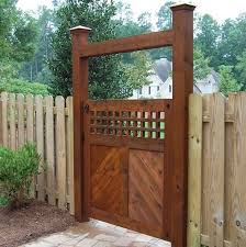 Best Wood Fence Gate Design Inspiration Interior Home Decor Wood